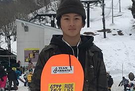 長澤 颯飛 選手