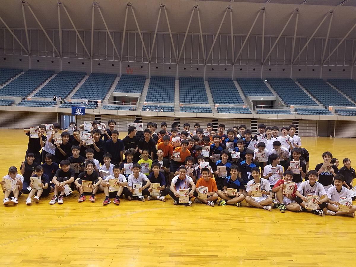 おもれい静岡バレーボールイベント